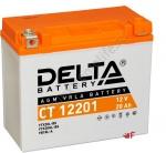DELTA CT 12201 12V 20AH Стартерный Герметичный Свинцово Кислотный Аккумулятор Для Мототехники