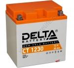DELTA CT 1230 12V 30AH Стартерный Герметичный Свинцово Кислотный Аккумулятор Для Мототехники