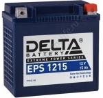 DELTA EPS 1215 12V 15AH Стартерный Герметичный Свинцово Кислотный Аккумулятор Для Мототехники