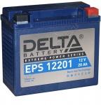 DELTA EPS 12201 12V 20AH Стартерный Герметичный Свинцово Кислотный Аккумулятор Для Мототехники