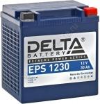 DELTA EPS 1230 12V 30AH Стартерный Герметичный Свинцово Кислотный Аккумулятор Для Мототехники