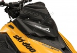 SDHK400 SKINZ Заглушки Головного Света Для Ski-Doo REV-XM