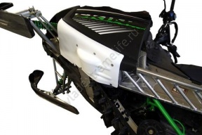 SKINZ Защита Вариатора  Для Arctic Cat (Черный)