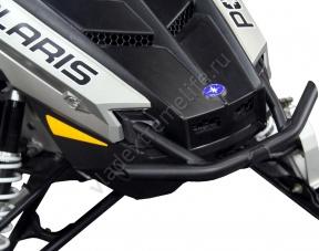 SKINZ Передний Бампер Для Polaris Pro-Ride 1018417 (Серебристый)