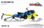 Наклейки VEL На Снегоход Ski Doo, Polaris, Arctic Cat