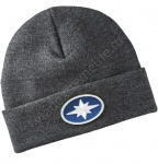 2860599 Шапка Черная POLARIS Men's Ellipse Beanie Black