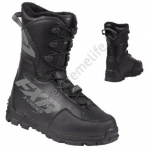 Ботинки FXR X-Cross Pro с утеплителем унисекс Black Ops 200700-1010