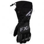 Перчатки FXR Recon с подогревом Black 200810-1000