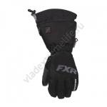 Перчатки FXR Transfer с подогревом Black 200807-1000