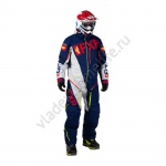 Комбинезон FXR Ranger Instinct с утеплителем Navy/LtGrey/Red/Hi-Vis 202823-4505