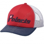 2869540 Бейсболка Красная Мужская Polaris Men's Retro Trucker Cap Red