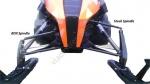 Комплект 38'' рычагов с короткими поворотными опорами