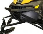SKINZ Rasmussen Передний Бампер Для Ski-Doo REV-XM 502007176, 860201167, 860201170, 860201168, 860201172, 860201173, 860201174, 860201175, 860201171