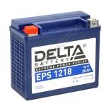 DELTA EPS 1218 12V 20AH Стартерный Герметичный Свинцово Кислотный Аккумулятор Для Мототехники