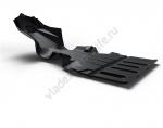 2880383-070 Защита Днища Ultimate Черная Для Polaris AXYS 2880383-458