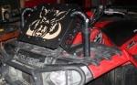 Вынос Радиатора Wild Boar для Polaris Sportsman 550/850