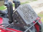 Вынос Радиатора Wild Boar для Yamaha Grizzly