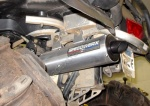 Глушитель Громкий Slip-on Exhaust CAN-AM - 2011-2012 800 Outlander XMR